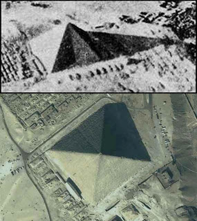 the great 8 sided pyramid