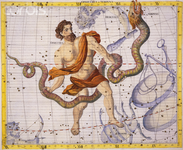 The 13th Zodiac Sign – Ophiuchus | The Mind Unleashed