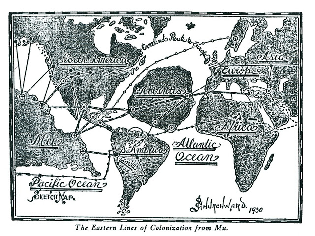 The lost continent of lemuria sciox Gallery