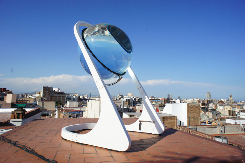 This glass sphere might revolutionize solar power on Earth Glass-sphereee