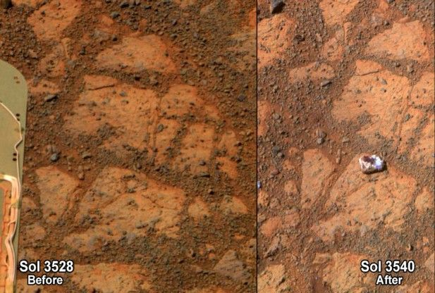 Scientist Sues NASA For Not Investigating Alien Life On Mars
