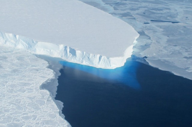 Antarctic Glacier Collapse Means Sea-Level Rise Now 'Unstoppable'