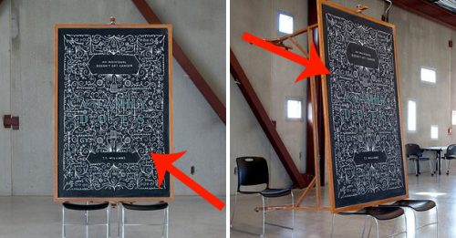 Every Week, 2 Anonymous Students Sneak Into A Classroom And Blow Everyone's Mind