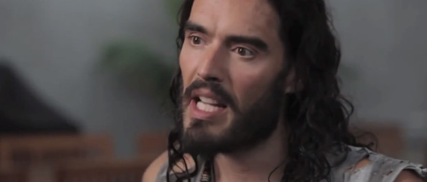 Russell Brand Destroys Everything We're Being Told
