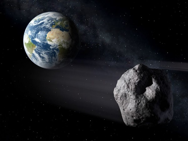 "Near-Earth Asteroid Nicknamed ""The Beast"" Will Fly By Earth Sunday"
