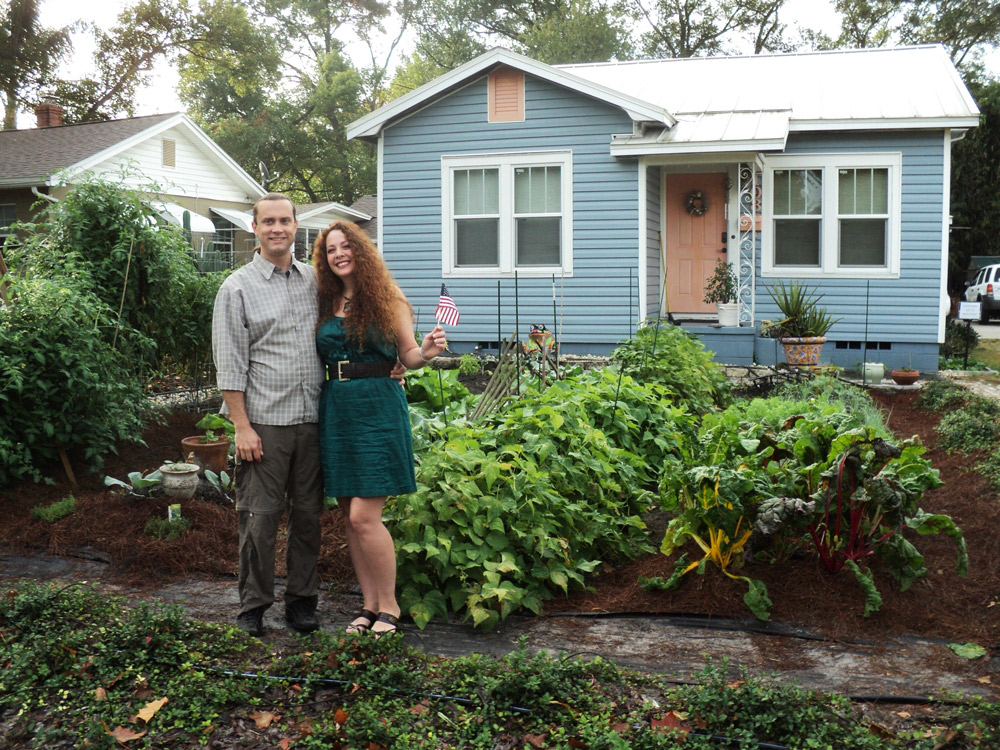Florida Couple Wins Fight For Front Yard Vegetable Garden