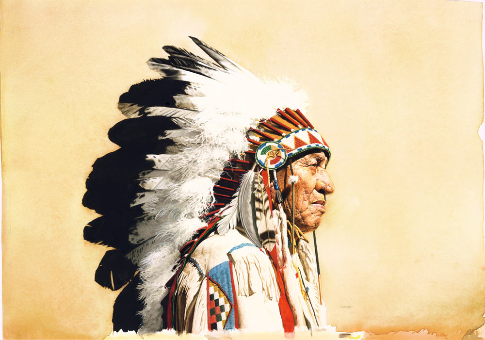 an analysis of an exotic native american painting Recommendations for counseling native americans: results of a survey four million people identify themselves as native american, and they represent hundreds of different tribes in the united states (us bureau of the census, 2000.