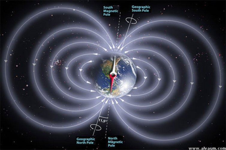 Earth's Magnetic Poles Could Reverse Within Our Lifetime ...