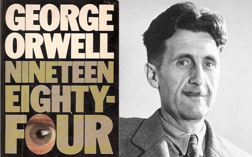 Can someone give me the source of this remark attributed to George Orwell?