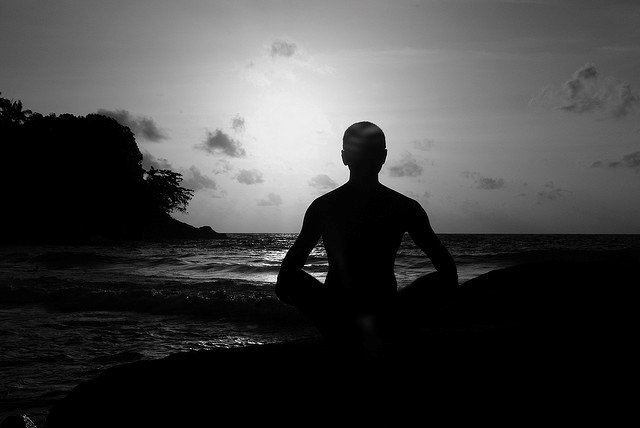 Meditation for quieting the mind