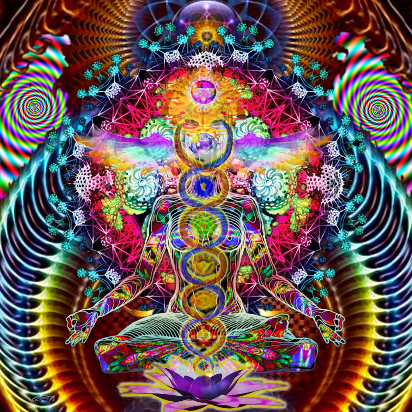Image result for chakras energising with visualisation