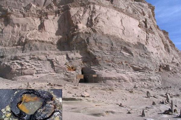 150,000-Year-Old Pipes Baffle Scientists in China: Out of Place in Time? Out-of-place