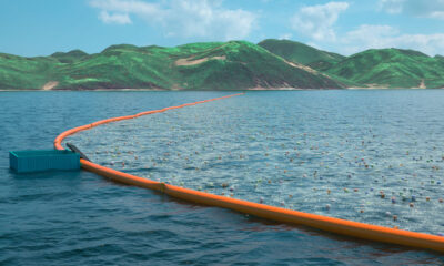 Ocean Cleaning System