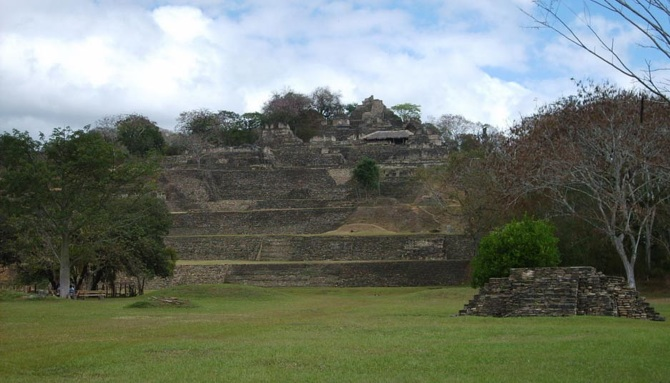 Recently Discovered Mayan Pyramid Confirmed As One Of The Largest Ever Seen Waoh