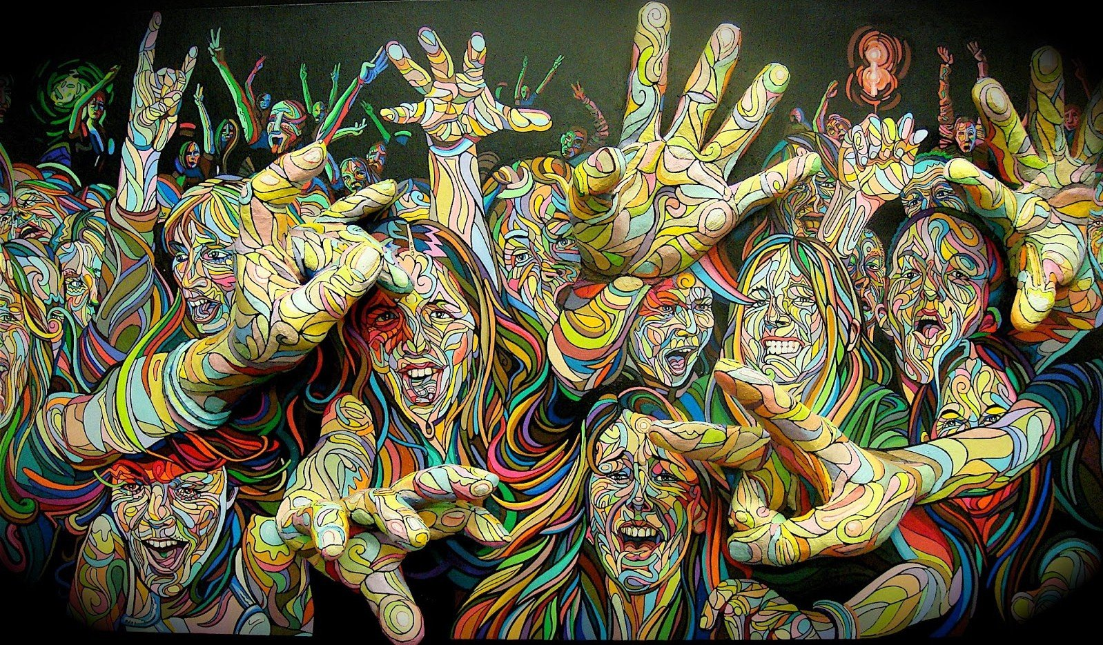 a study of the relation between psychedelic drug use and mental health Psychedelics and mental health: a population study  psychedelics and mental health: a population study  association between psychedelic use and mental health.