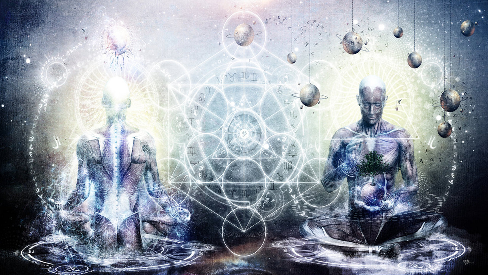 The Higher Mind, Nonlocal Intuition & Divine Synchronicities. What Does It All Mean?