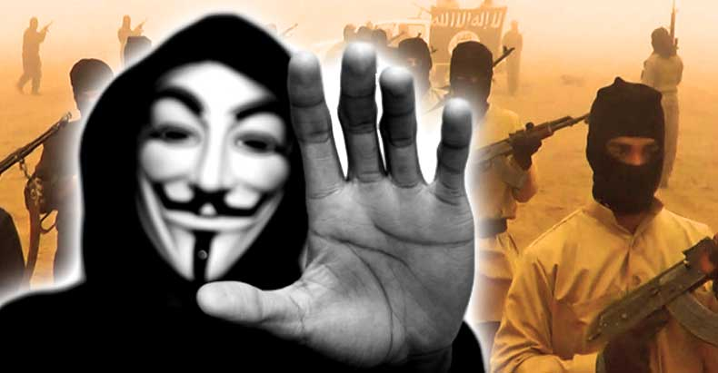 Anonymous Takes #OpISIS to a New Level By Stopping an Actual Terror Attack