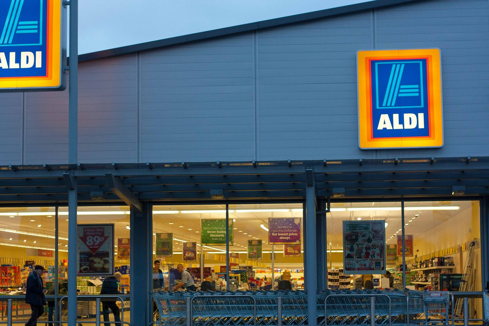 Used Cars Louisville Ky >> Aldi to go Full Organic, Bans Pesticides and Rivals Whole Foods as Healthiest Grocery Store