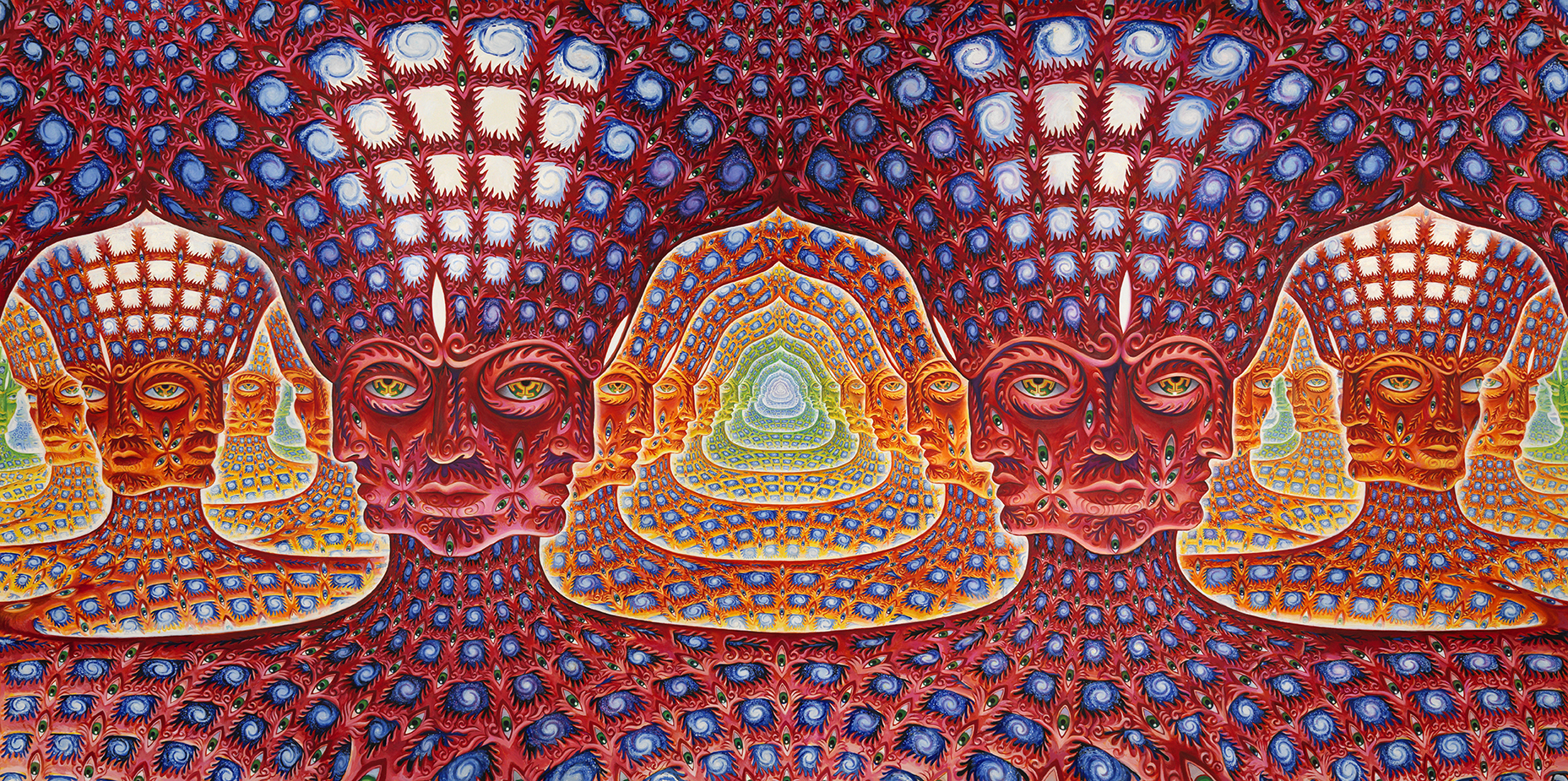 Who or What are the DMT 'Entities'? A Cultural History of DMT