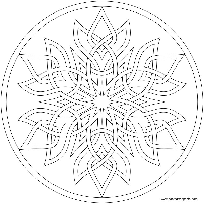 Mandalas Color Guides To Spiritualism And Healing