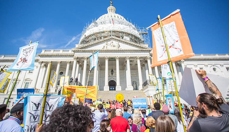 Ben And Jerry Arrested At The Capitol For Protesting Corruption In Politics Ben-3