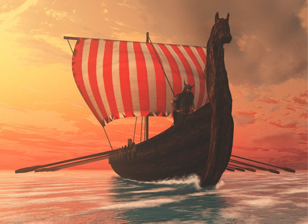 the history and influence of the vikings in north america All made america's origin story far more boring than it actually was for some   some place the vikings as far south as modern day north carolina  pilgrims  were so scared of indian influence that they outlawed the wearing.