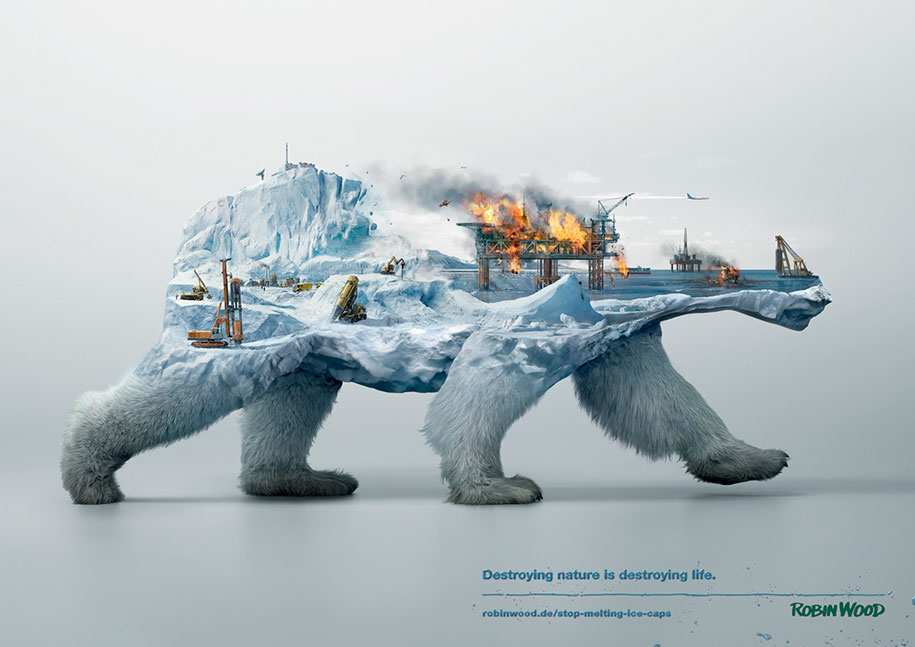 Destroying Nature is Destroying Life