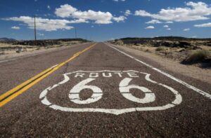 Route 66 to Become a Solar Roadway