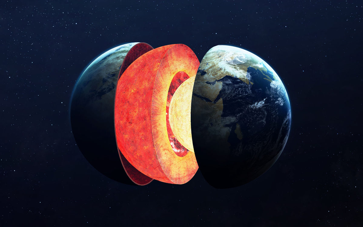 structures below earths surface