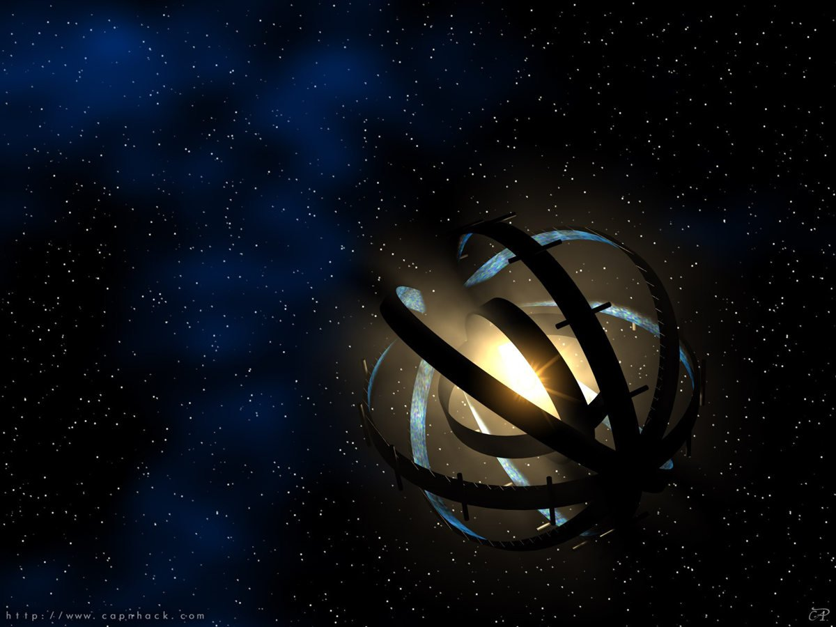 second alien megastructure