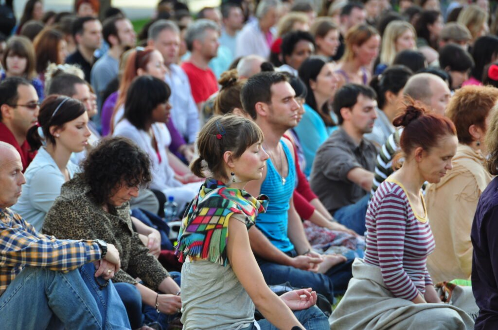 Flash-Mob Meditations To Occur At Voting Stations During Election