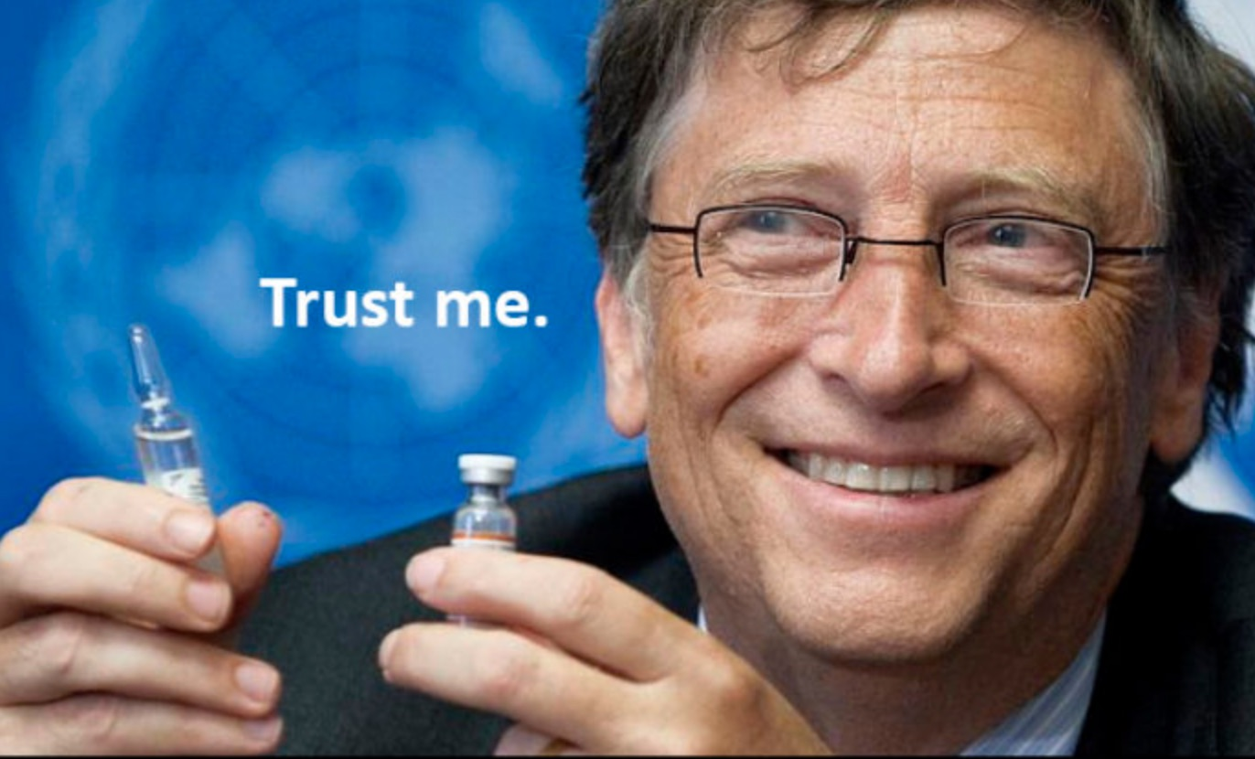 Bill Gates' Foundation Helped to Fund PATH, and the HPV Vaccine