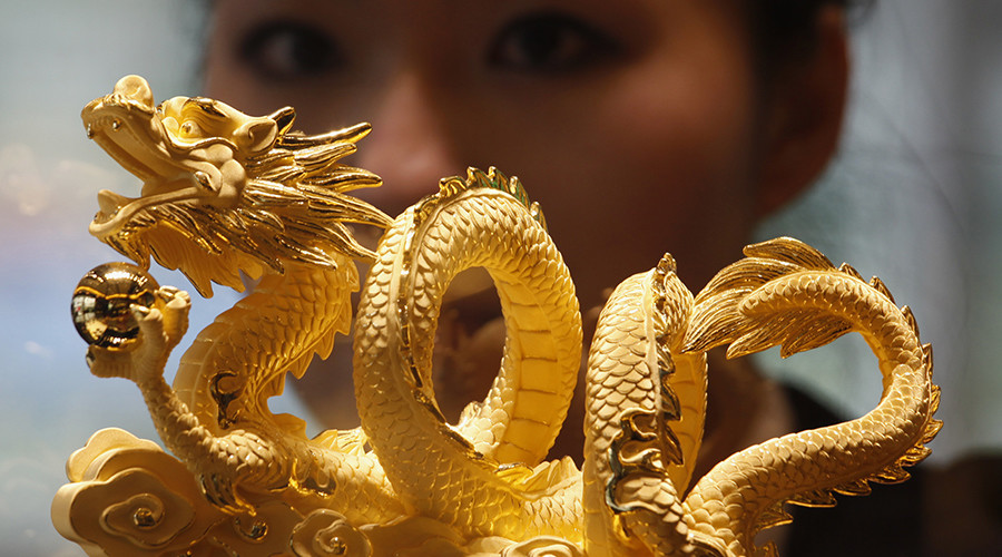 Part 2: The Global Financial System is on the Edge of Shifting Gold-1