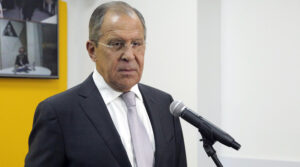 "Russia's Foreign Minister Sergey Lavrov said ""doesn't see any facts that the US is seriously battling Al-Nusra [now known as Jabhat Fateh al-Sham],"""