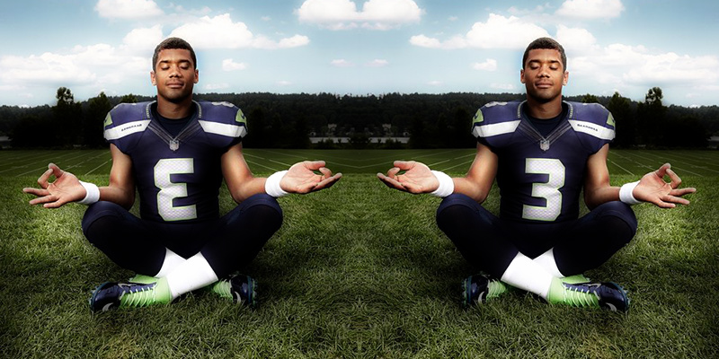 Meditation is spreading quickly in the sports world.