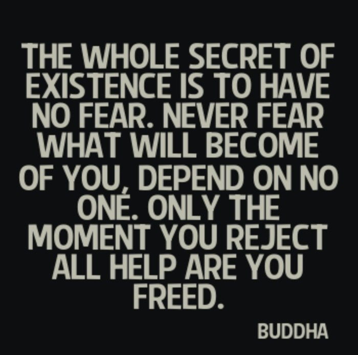 3 Priceless Zen Teachings on Fear