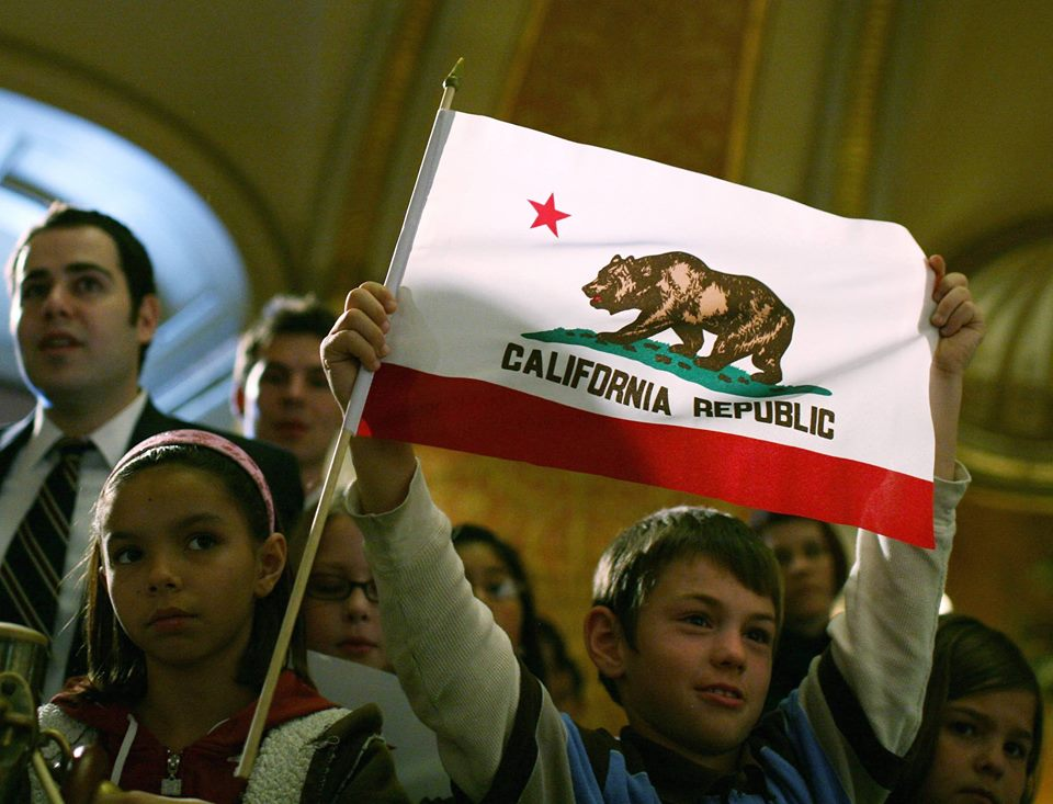 California residents are pushing for secession.
