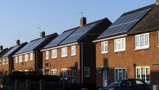 Solar power continues to trend positively.