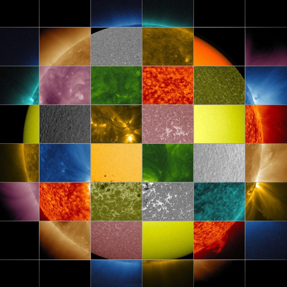 Solar frequencies directly interact with our DNA.