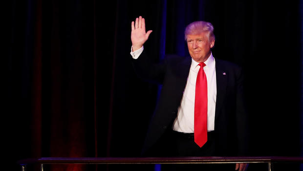Donald Trump will become the next U.S. President.