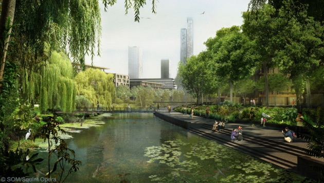 Green Spaces Save Our Health