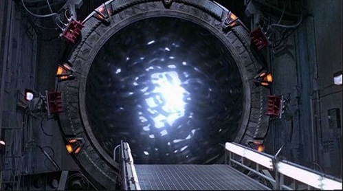 Portal as Depicted in the Movie, Stargate