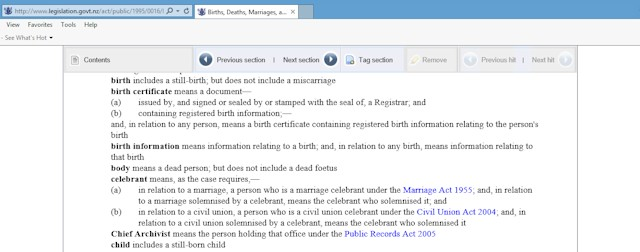 births-deaths-marriages-relationships-registration-act-1995