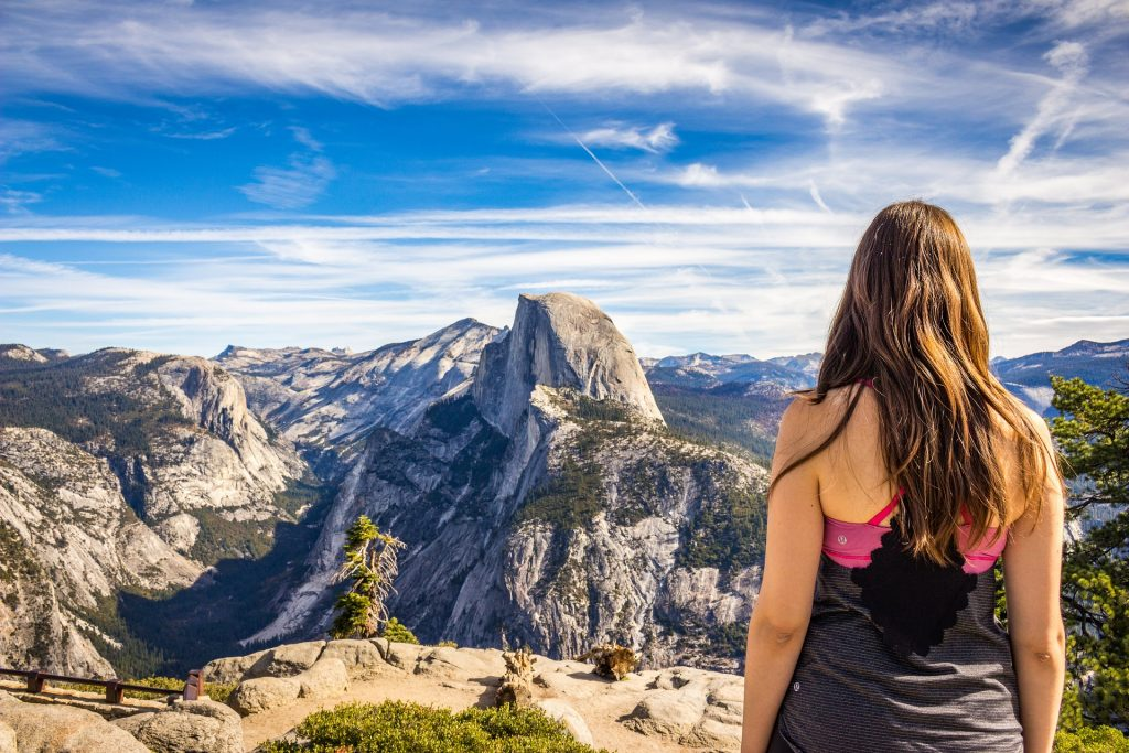 Exercising in nature fools our brains into thinking we are exerting less effort.