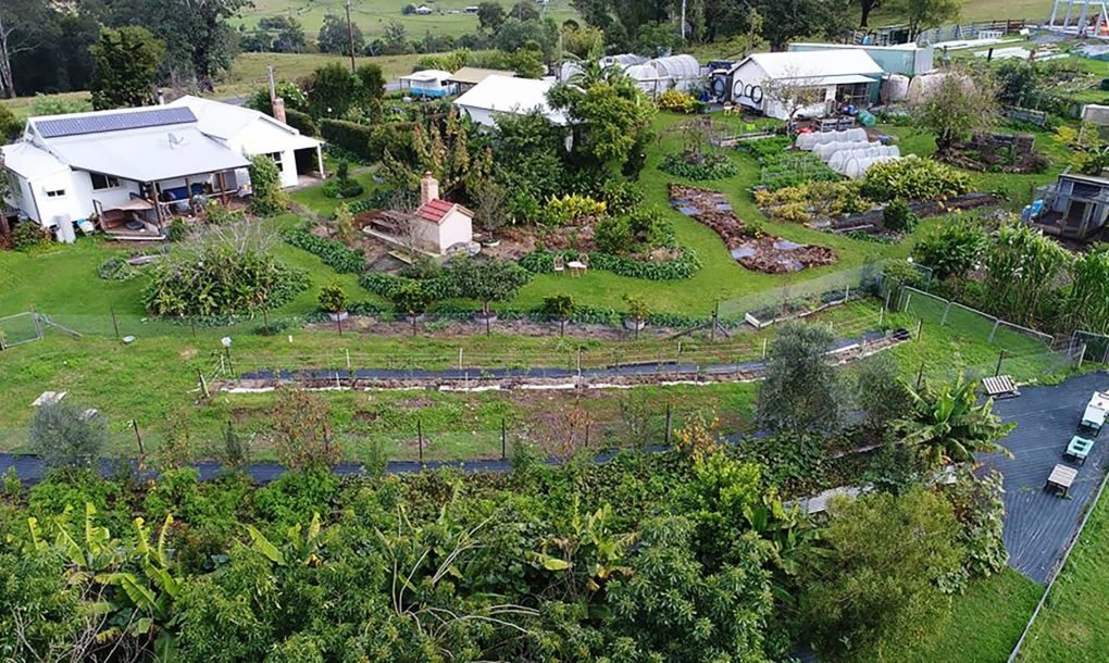 This 1 Acre Permaculture Farm In Australia Can Feed 50