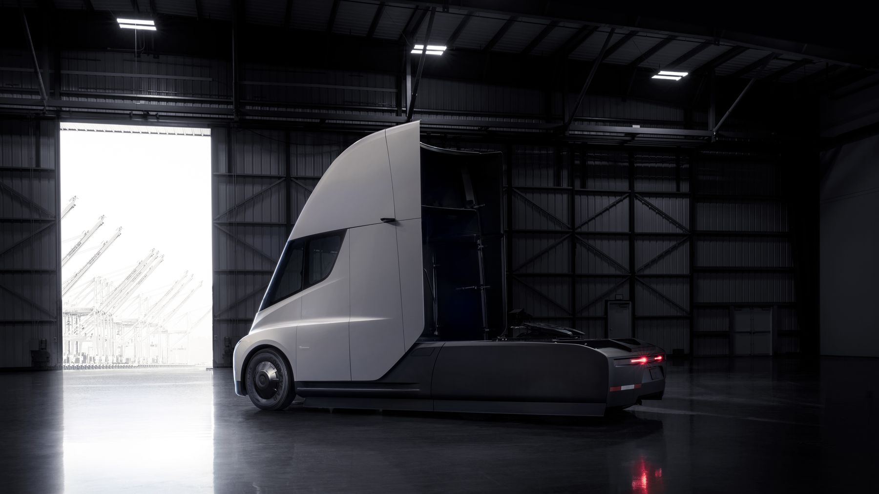 Prius Oil Change >> Tesla's New Semi Truck is Here, and it Has a Tremendous