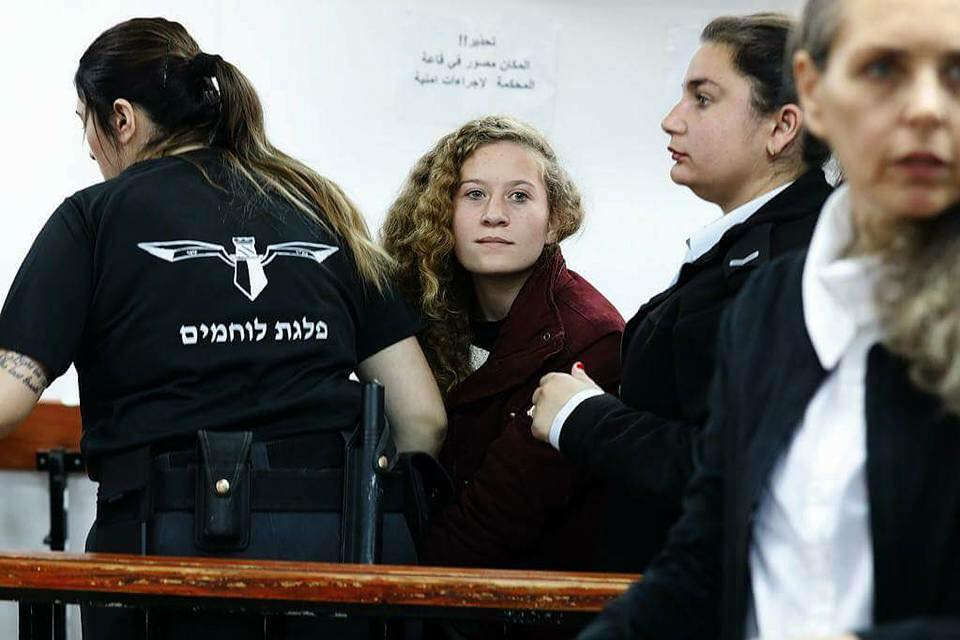 Image result for Ahed Tamimi Arrested: The Palestinian Firebrand Activist and Very Real PR Threat to Israel