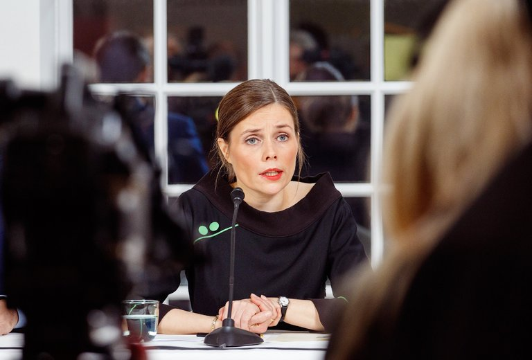 Iceland's New Prime Minister is a 41-Year-Old Anti-War, Pro-Environment Feminist
