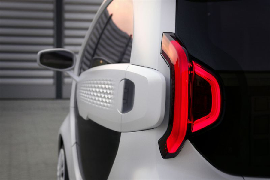 First Mass-Producible 3D-Printed Electric Car in the World Costs Just $7,500 Polymaker-XEV-3D-printed-car-4