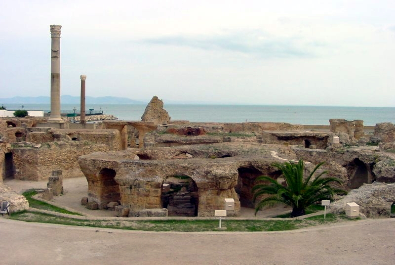 7 Ancient Societies That Ritualistically Sacrificed Humans Ruines_de_Carthage